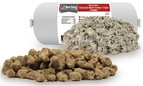 Green Tripe for Dogs & Cats