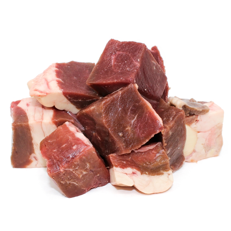 Beef Hearts for Dogs & Cats, 2 lbs