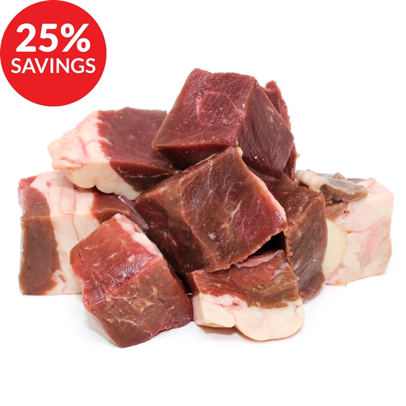 Beef Hearts for Dogs & Cats (Bundle Deal)