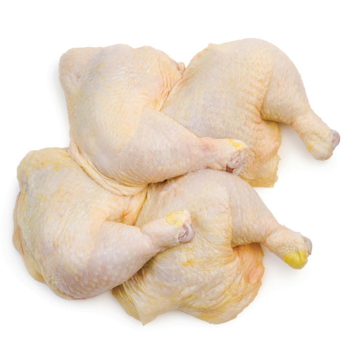 Chicken Leg Quarters for Dogs, 2 ct