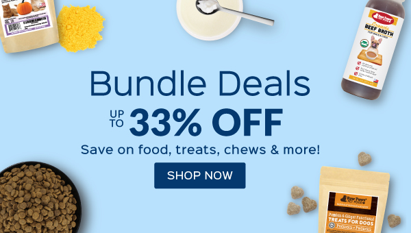 Save up to 33% with Bundle Deals