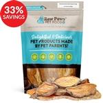 Raw Paws Gourmet Sweet Potato Chip Dog Treats (Bundle Deal)