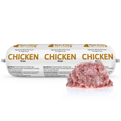 Signature Blend Complete Chicken for Dogs & Cats, 3 lbs