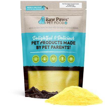 Raw Paws Pumpkin Powder Digestive Support Daily Supplement